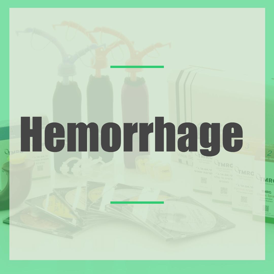 Hemorrhage
